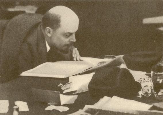 Владимир Ильич Ленин  tonameru